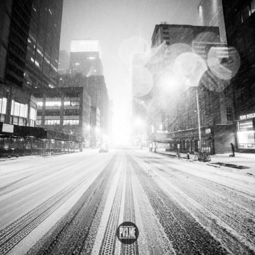 Winter Storm Stella,2017 New York City Captured by Award Winning photographer Mr Don M. Green of Baton Rouge La.