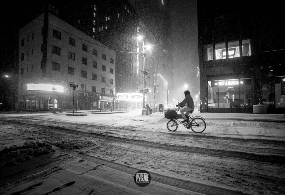 Winter Storm Stella,2017 New York City Captured by Award Winning photographer Mr Don M. Green of Baton Rouge La.