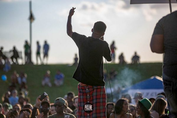 Bloomfest Baton Rouge, live performance captured by Mr Don M. Green