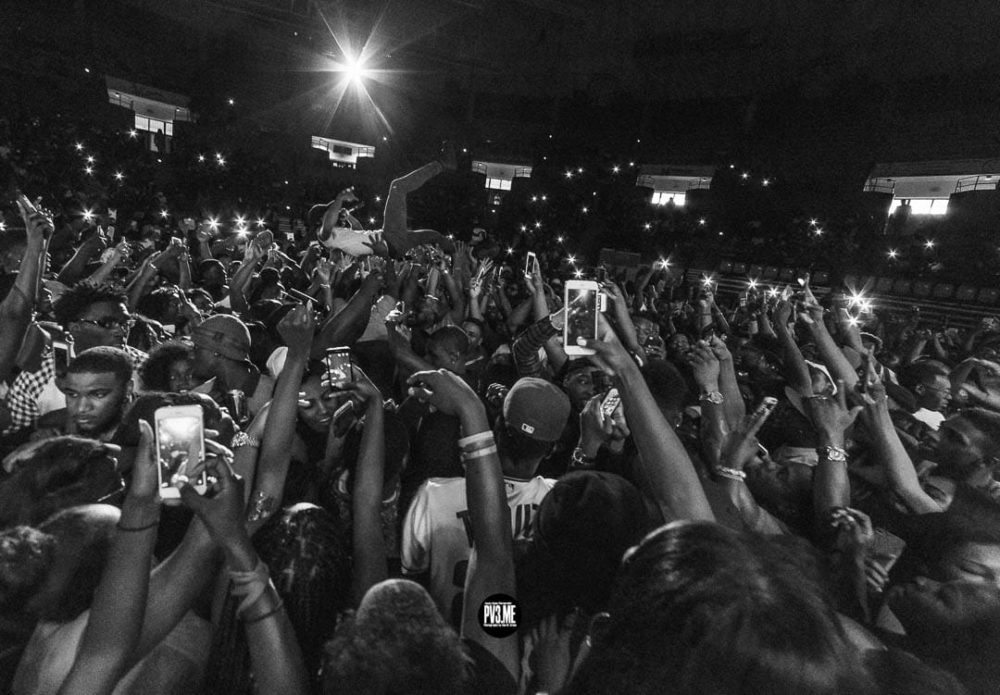 Tory Lanez performance at Southern University Captured by Mr Don M. Green #mrdonmgreen